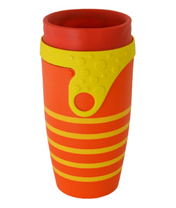 Reusable TWIZZ Mug | 350mL | Sunset | Makia's World