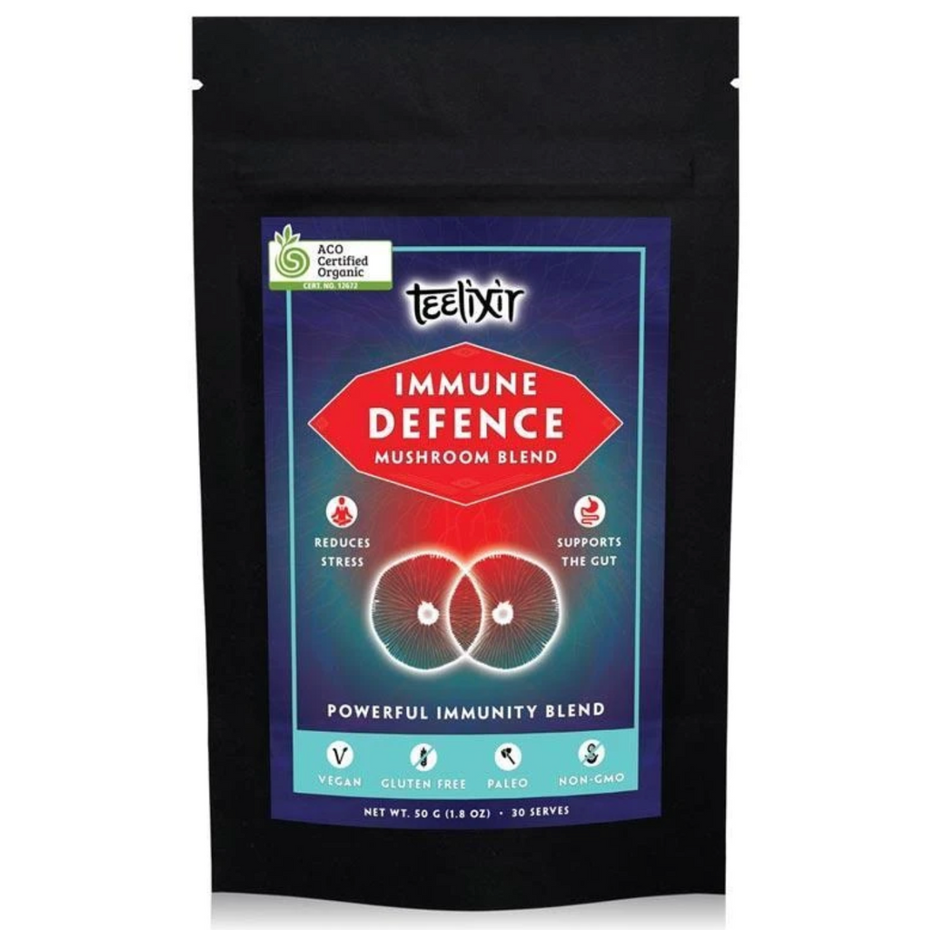 Immune Defence 8 Mushrooms - Teelixir