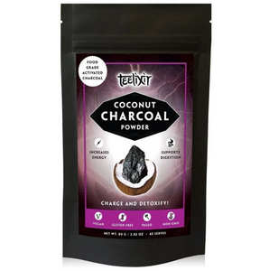 Activated Coconut Charcoal Powder - Teelixir