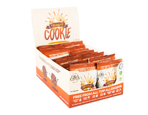 CHOCOLATE CHIPS VEGAN COOKIES - BOX OF 24 x 2 COOKIES