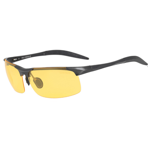 Image of All Weather HD Night Vision Polarized Aluminum Alloy Goggles