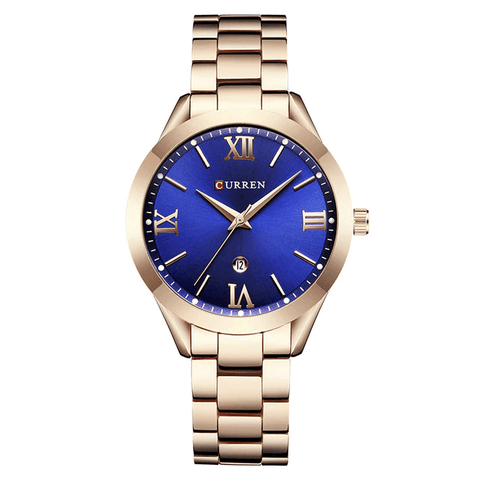 Image of Watches for Women Glamor Bracelet Stainless Steel Buckle - Free Item
