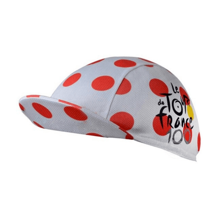 Breathable Mesh Quick-Drying Polyester Cycling Hat Multicolor