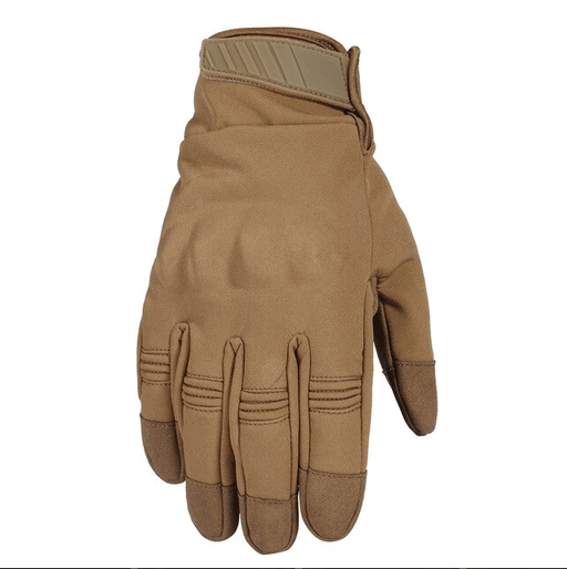 Men's Tactical Protective Winter Waterproof Gloves Fleece Lining