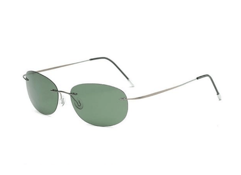 Image of Sunglasses For Men UV400 Ultralight Titanium Polarized Eyewear