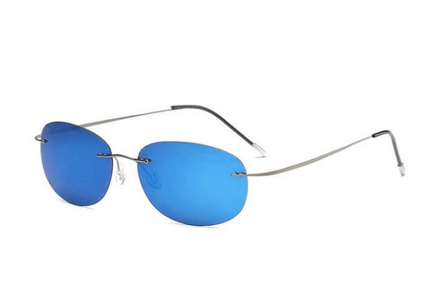 Sunglasses For Men UV400 Ultralight Titanium Polarized Eyewear