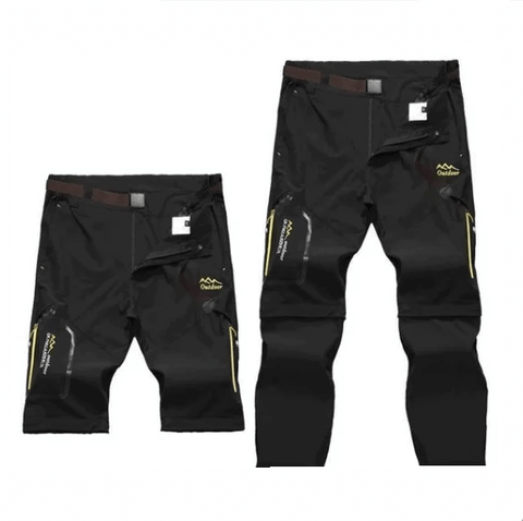 Image of Hiking Pants Men Women Plus Size Detachable-Free Item