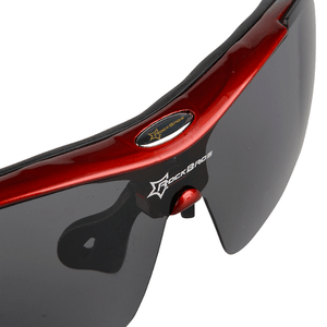New Polarized Cycling Sunglasses Sports Bicycle Glasses 5 Lens