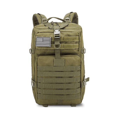 Image of 50L-3P Quality Military Tactical Waterproof Backpack-Free Item