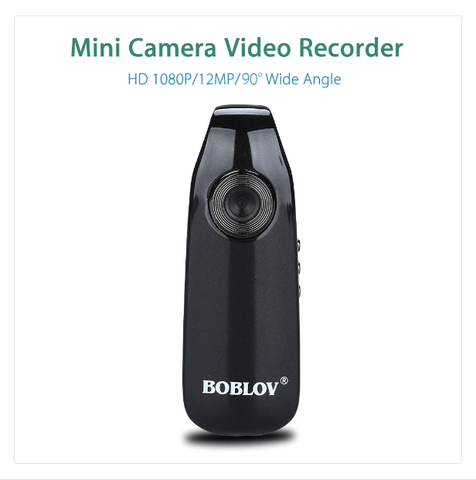 Image of Mini Camera 1080P Portable Wireless Camcorder