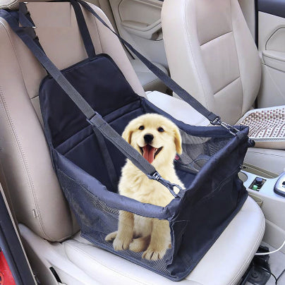 Folding Car Seat Carrier for Small Dogs