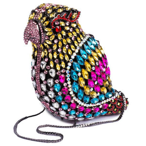 Hamlyn Grande Beautiful Parrot Party Handbag For Women