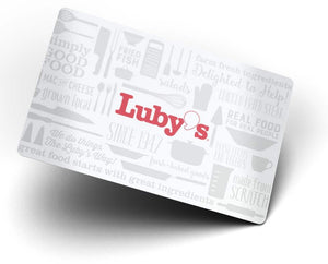 Luby's Gift Card