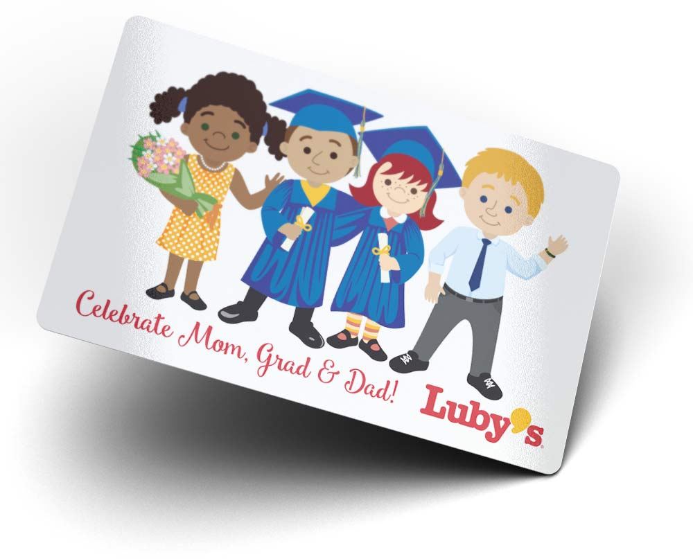 Luby's Mom, Grad & Dad Gift Card