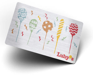 Luby's Birthday Gift Card
