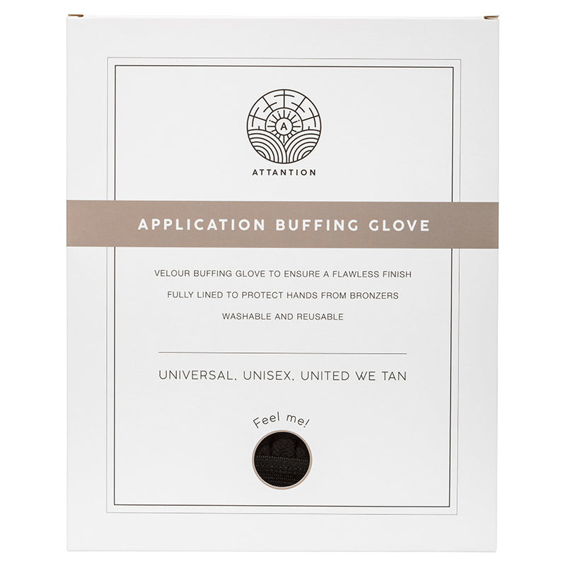 Application Buffing Glove