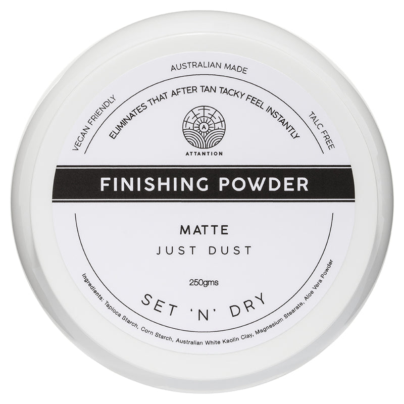 Luxe Finishing Powder In Matte