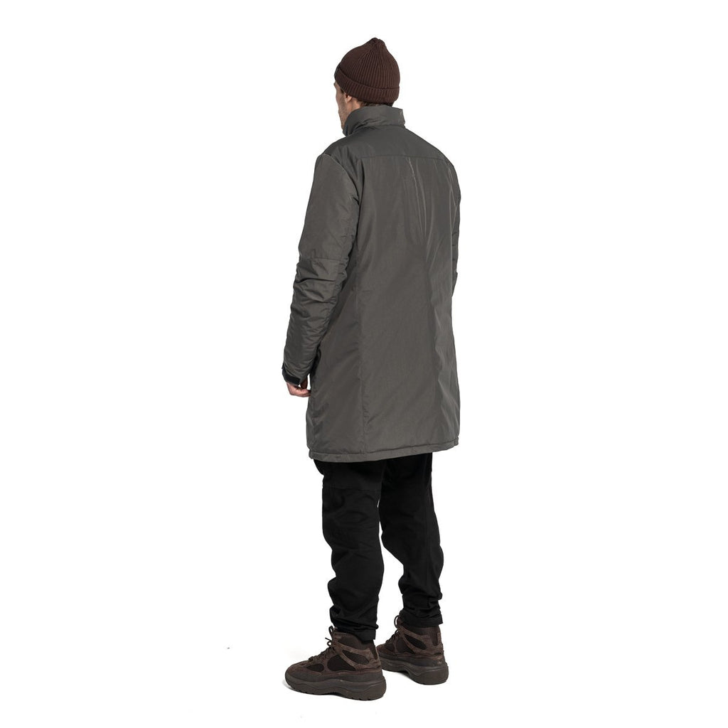 RIOTDIVISION Civil Jacket Insulated RD-CJINS GREY