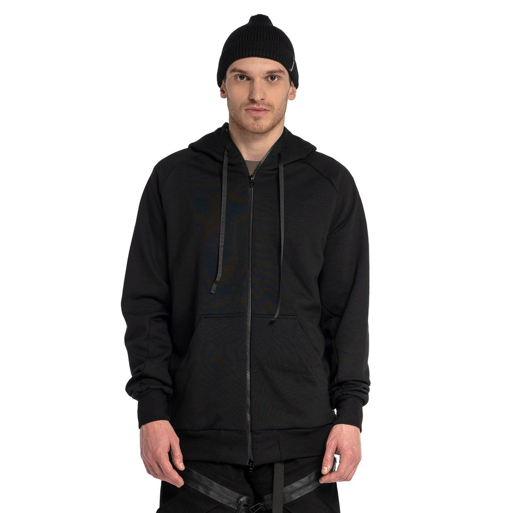 RIOTDIVISION Zip Hoodie 19 RD-ZH19 BLACK