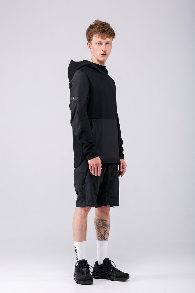 Riot Division Shorts With Adjustable Width Modified [SS19] RD-SWAWM[SS19] BLACK