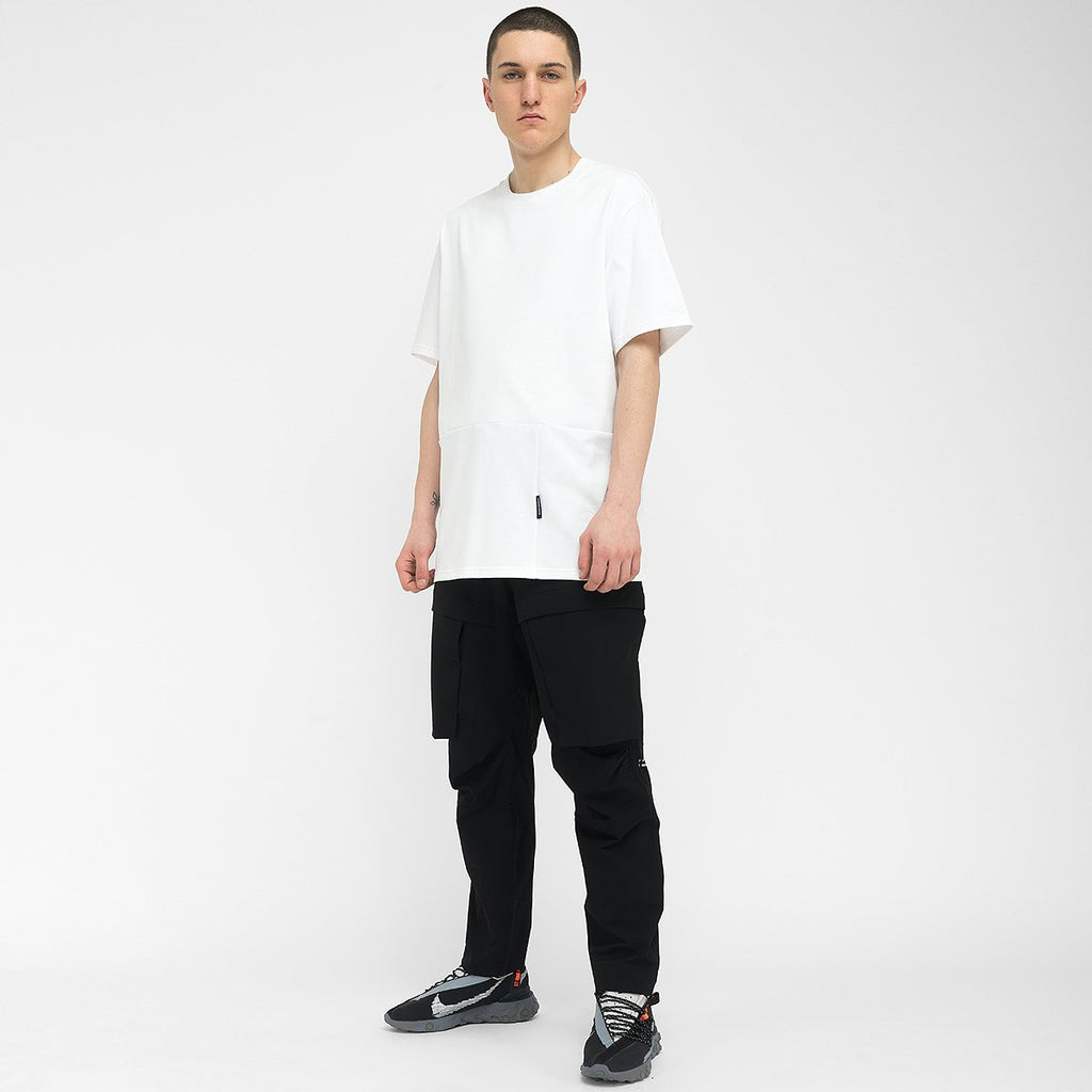 Wide T-shirt RD-WT WHITE