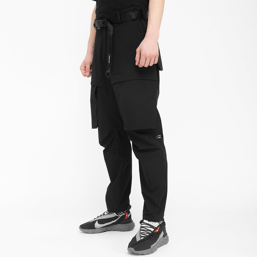 Particle Pants 020 RD-PP020 BLACK