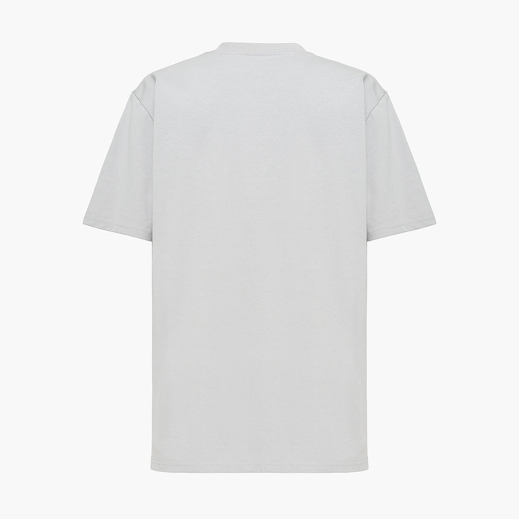 Patched Pockets T-shirt RD-PPT GREY