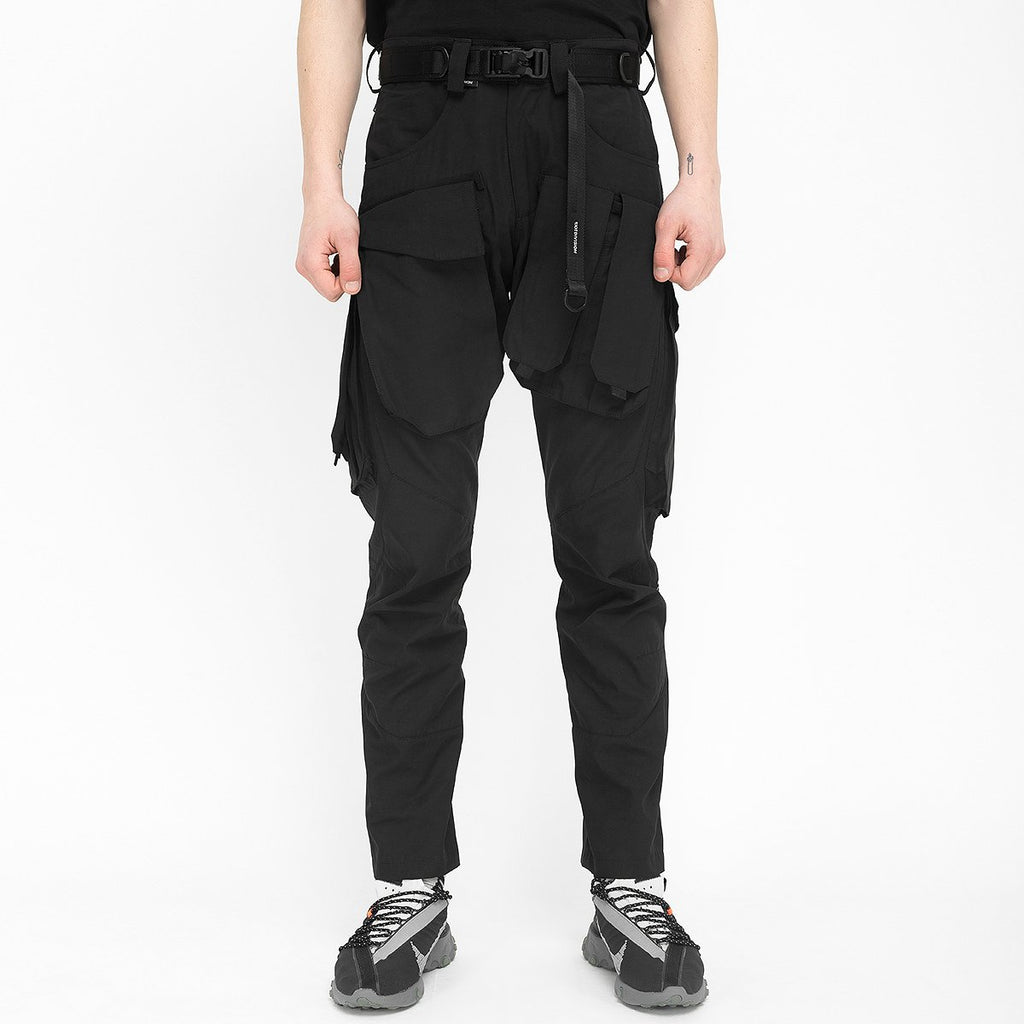 4 Pockets Pants Gen 3.0 RD-4PPG3.0 BLACK