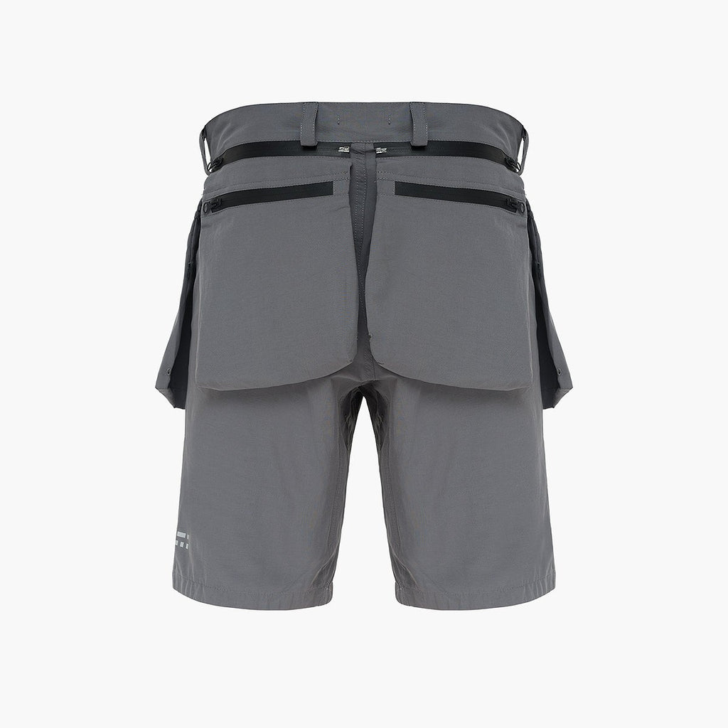 Samurai Pockets Shorts Gen 1.0 RD-SPSG1.0 GREY