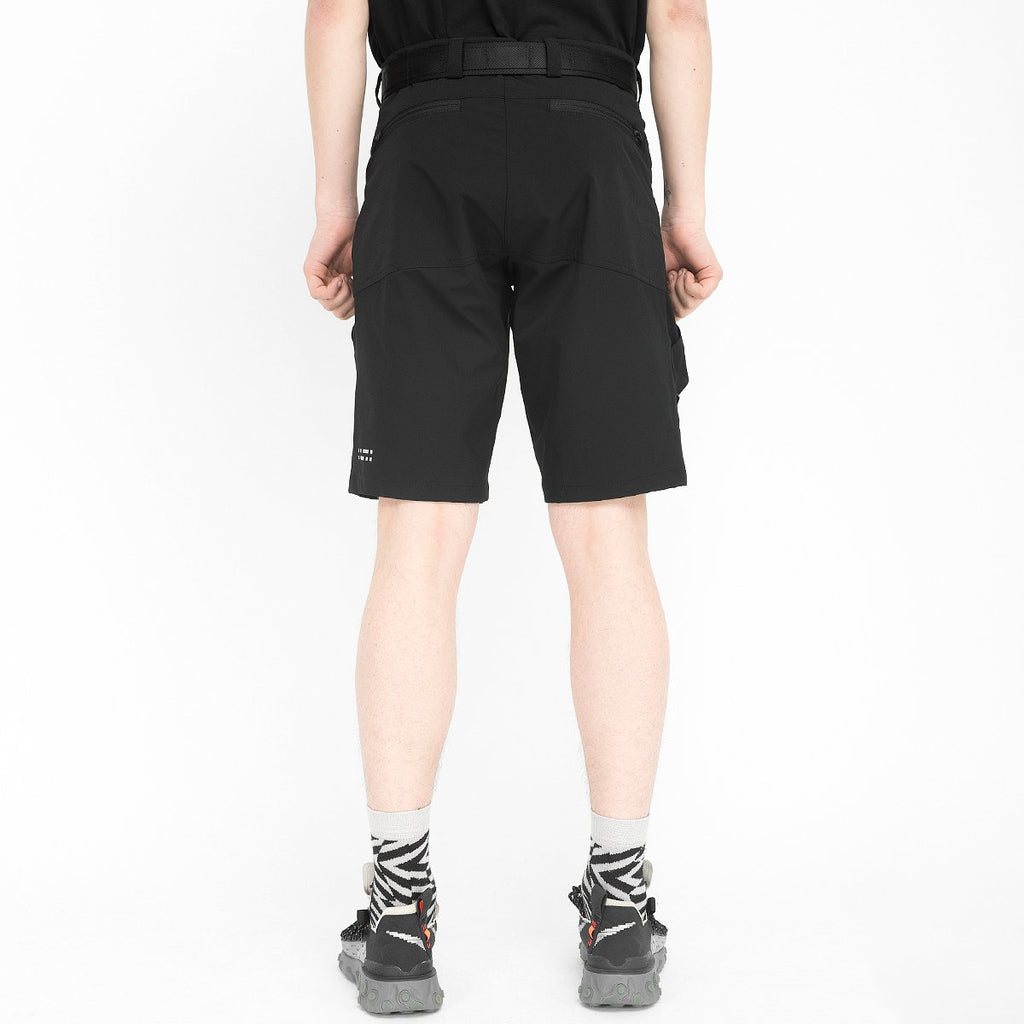 2 Pockets Shorts Modified 020 RD-2PSM020 BLACK