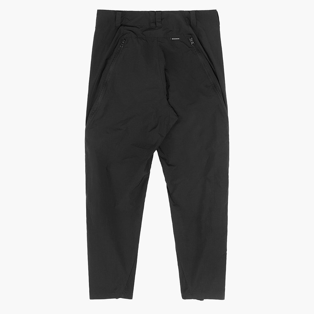 Pants With Adjustable Width 021 RD-PWAW021 BLACK