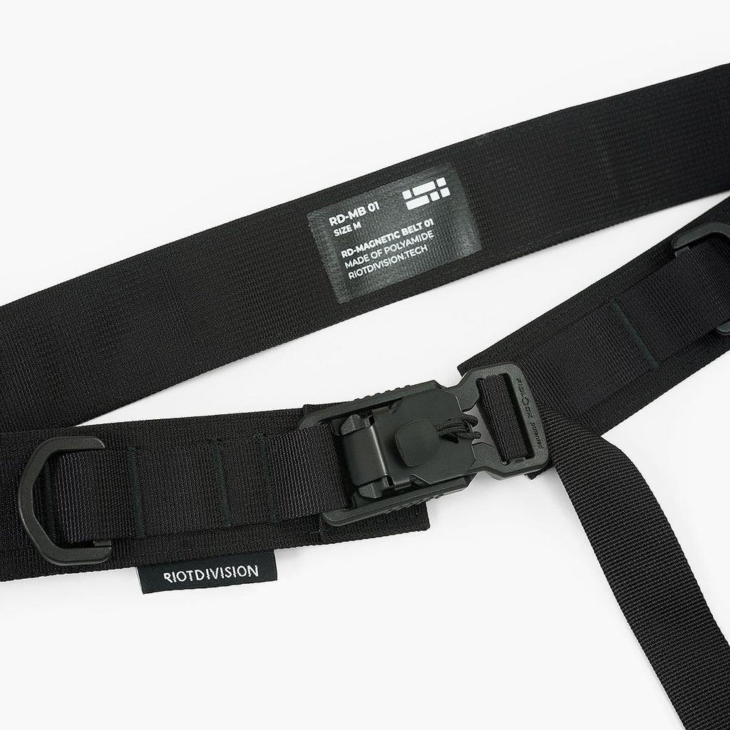 Magnetic Belt 01 RD-MB01 BLACK