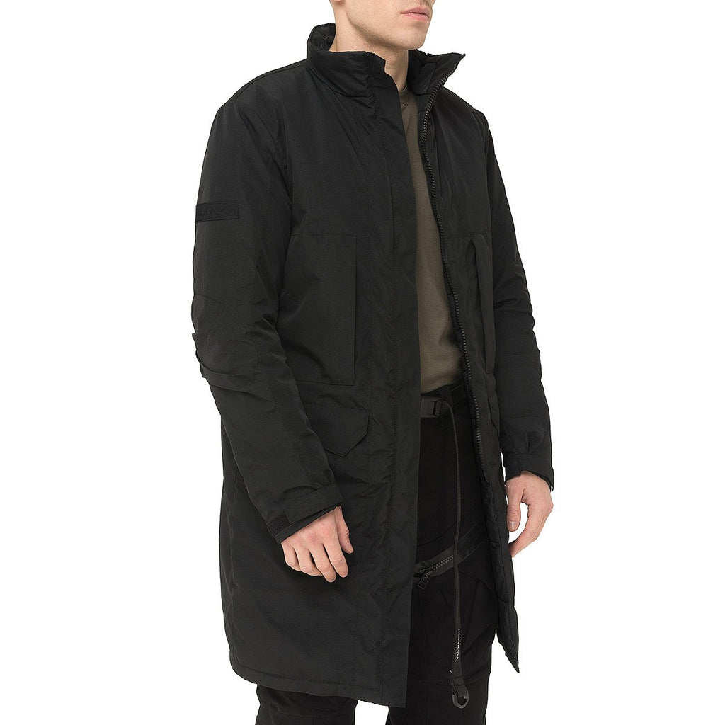 RIOTDIVISION Civil Jacket Insulated RD-CJINS BLACK