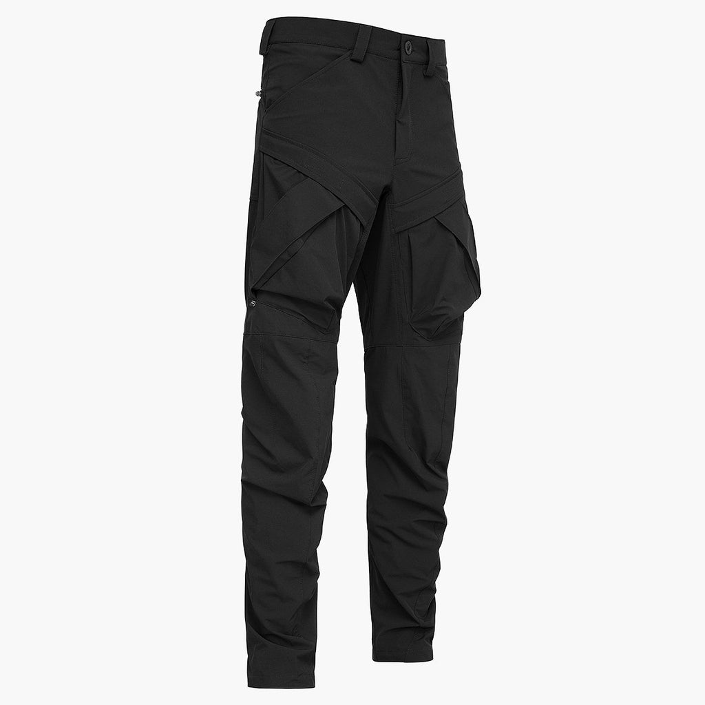 2 Pockets Pants Modified 020 RD-2PPM020 (FW) BLACK