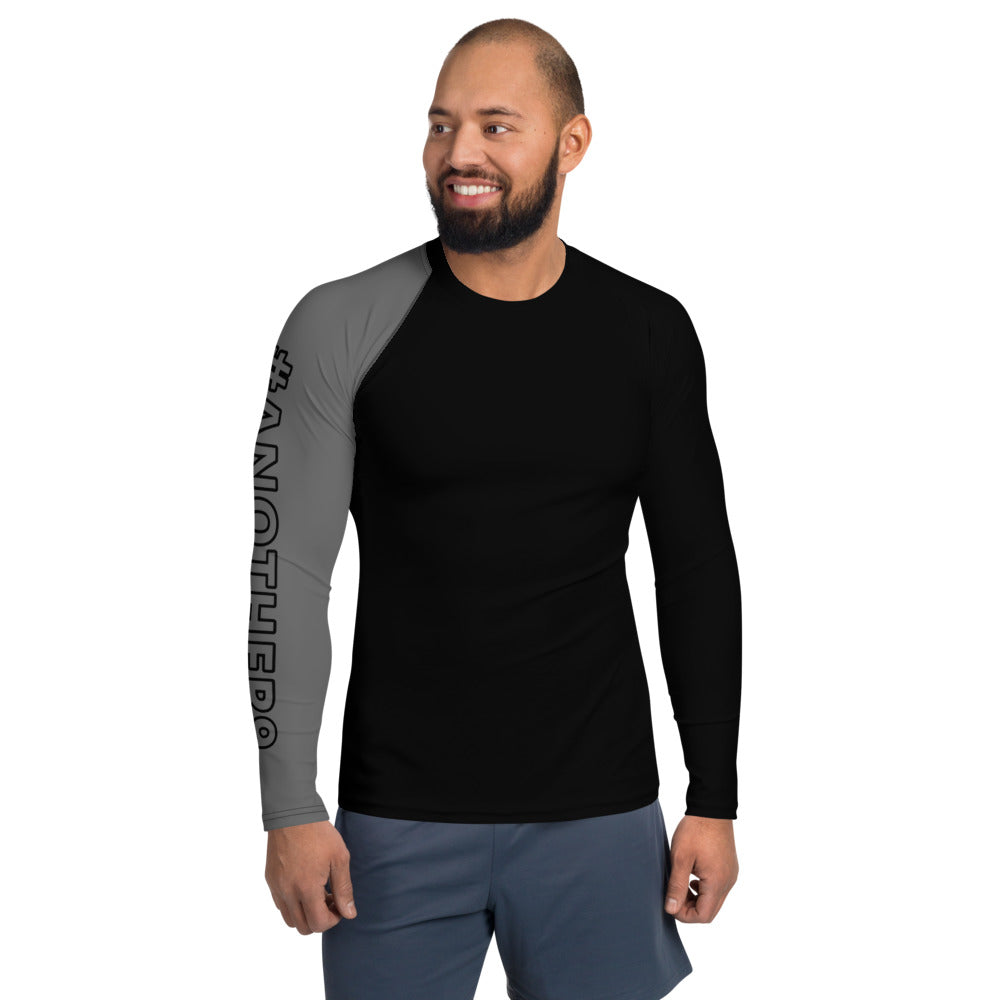#ANOTHER9 2-Panel Baselayer Black/Grey