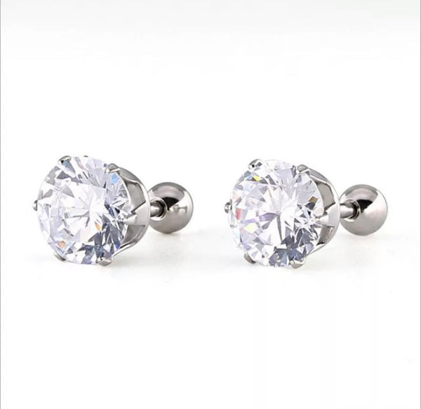 RICH DIAMOND EARRING