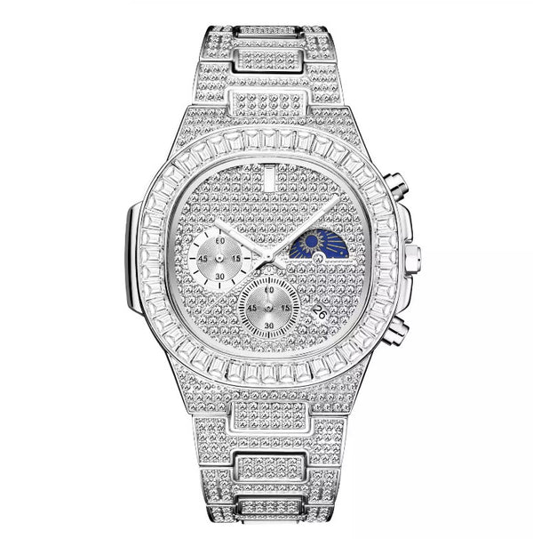 RICH FIRST CLASS WATCH (Full Diamond)