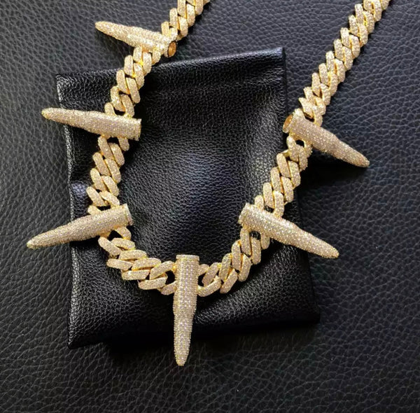 RICH BULLET CHAIN (Special Order)