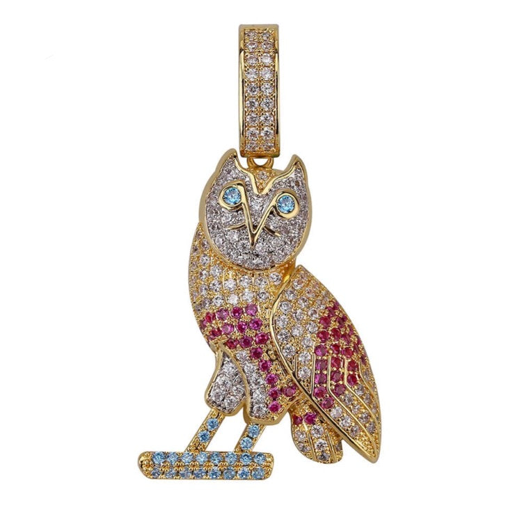 RICH OWL(Special Order) - Richie Rich Design