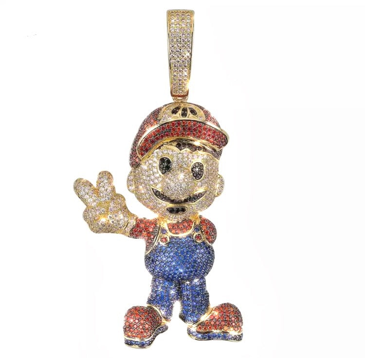 RICH SUPER MARIO(Special Order) - Richie Rich Design