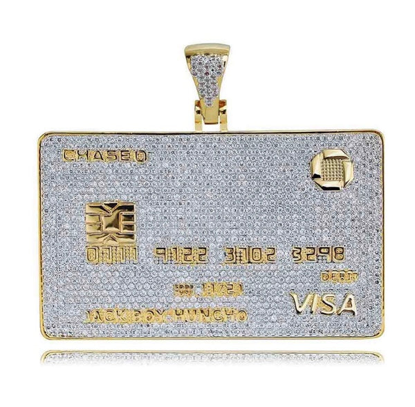 RICH CARD(Gold Plated)