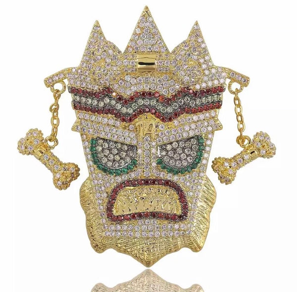 RICH MASK UKA(Special Order) - Richie Rich Design