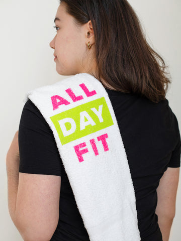 All Day Fit Sweat Towel