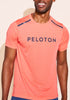 Peloton Coral Swift Tee