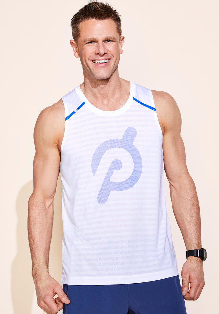 Peloton Stripe Swift Tank
