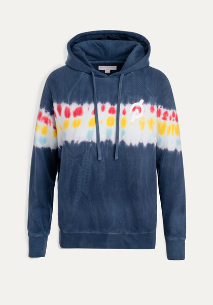 Peloton Placed Tie Dye Pullover