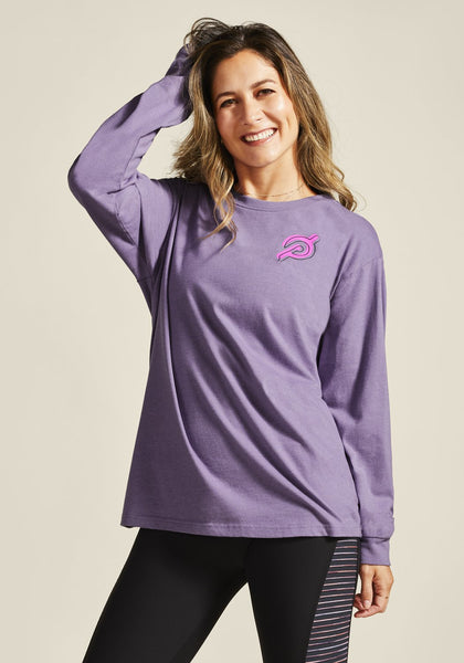 Oversize Long Sleeve Tee