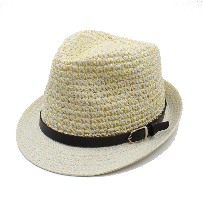 827cfdb4 100% Handwok Summer Women Men Raffia Beach Sun Hat For Elegant Lady Bo –  oePPeo - Master of Caps & Hats