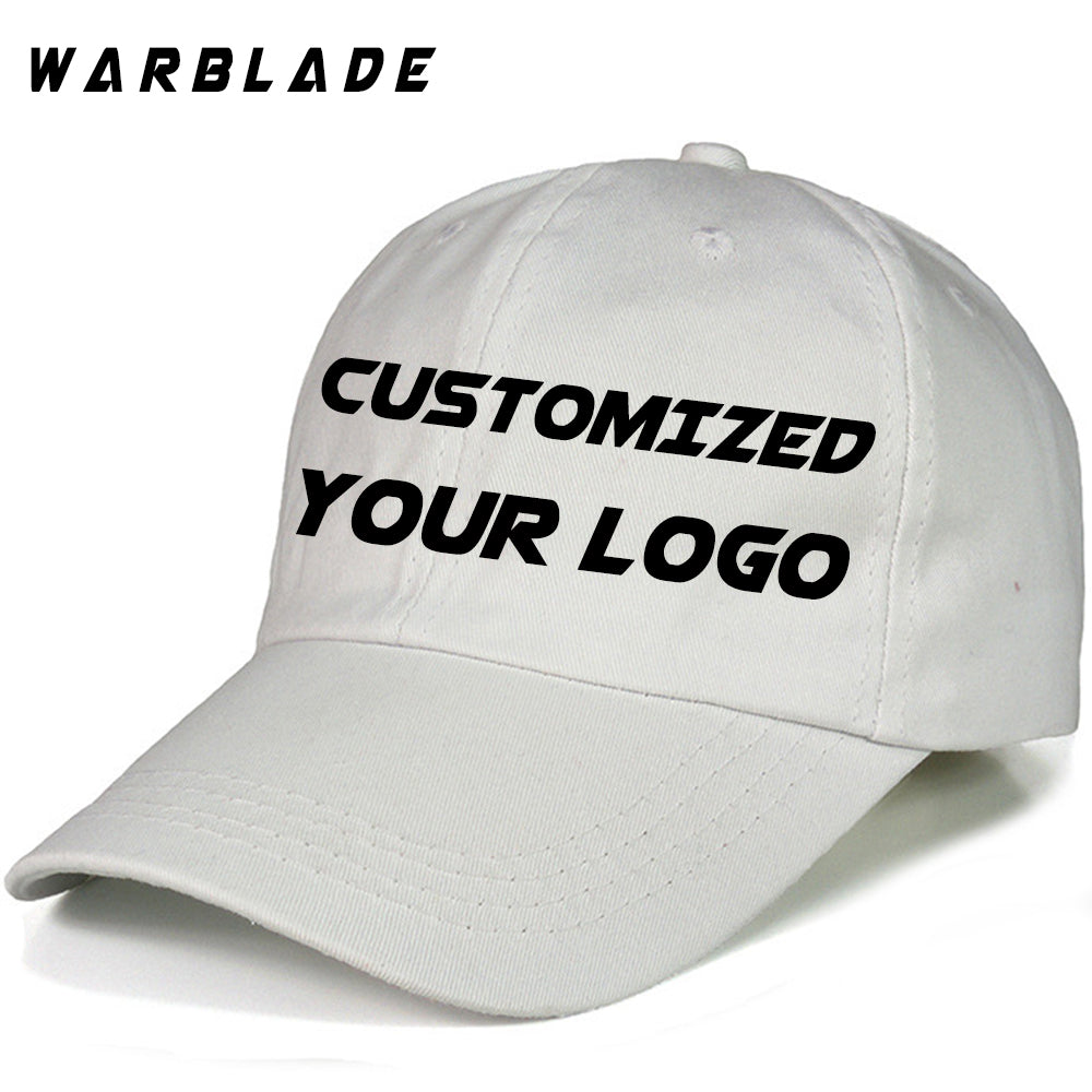 10pcs Custom Logo Snapback Caps Blank Hip Hop Hats Customized Baseball Caps LOGO Printing Adult Hats Casual Hat Wholesale