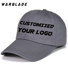 Load image into Gallery viewer, 10pcs Custom Logo Snapback Caps Blank Hip Hop Hats Customized Baseball Caps LOGO Printing Adult Hats Casual Hat Wholesale